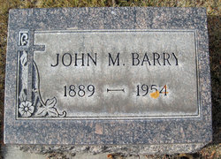 John M Barry