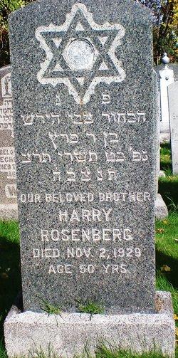 Harry Rosenberg