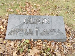 Alice A. Olson