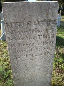 """Eliza Doane """"Little Lizzie"""" Rogers"""