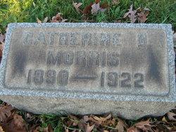 Catherine D Morris