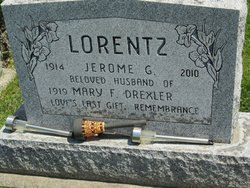 "Jerome George ""Scotty"" Lorentz"
