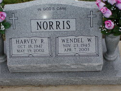 "Harvey R. ""Ray"" Norris"