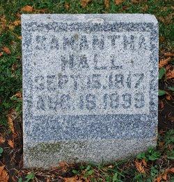 Samantha Hall