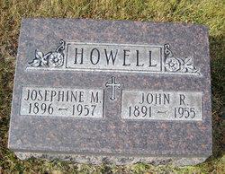 Josephine M Howell