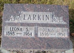 Leona Sarah <I>Wood</I> Larkin