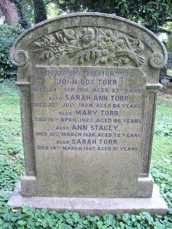 Mary Torr