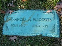 Frances A Wagoner