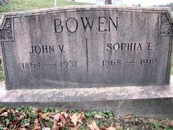 John V Bowen