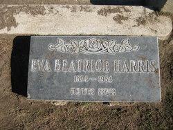 Eva Beatrice <I>Levine</I> Harris