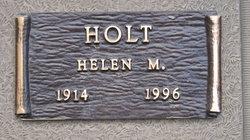 Helen M Holt
