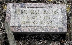 Annie Mae Waters