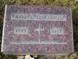 Mary A Laurandeau