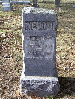 John A. Wilkins