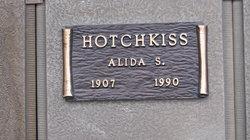 Alida Emma <I>Shangle</I> Hotchkiss