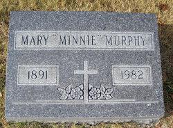 "Mary ""Minnie"" Murphy"