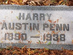 Harry Austin Penn