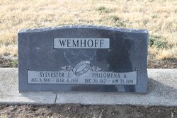 Sylvester J Wemhoff