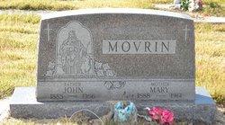 Mary J Mavrin