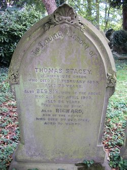 Thomas Stacey