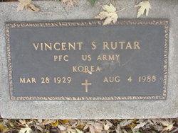 Vincent S Rutar