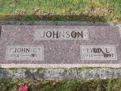 Lydia Louise <I>Timpe</I> Johnson
