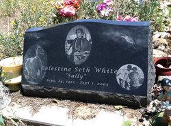 """Celestine """"Sally"""" <I>Seth</I> White"""