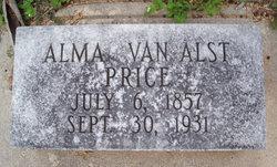 Alma <I>Van Alst</I> Price