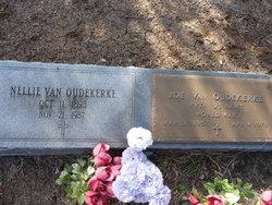 Nellie Fay <I>Moss</I> Van Oudekerke