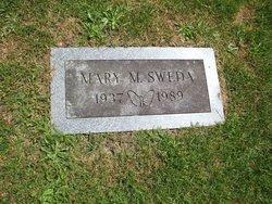 Mary M Sweda