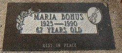 Maria Bohus