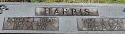 "Robert Lee ""Bob"" Harris"