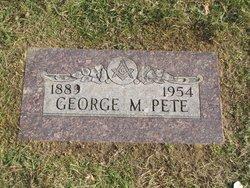 George Milton Pete
