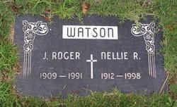 Nellie R. Watson