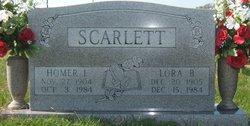 Lora B. Scarlett