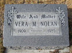 Vera M Nolan