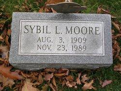 Sybil L Moore
