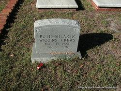 Ruth <I>Shearer</I> Wiggins - Crews