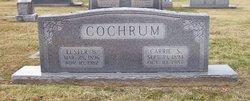 Carrie <I>Sisson</I> Cochrum