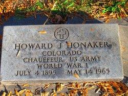Howard J. Honaker