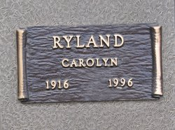 Carolyn Ryland