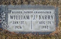 William J Barry