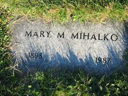 Mary M Milhalko
