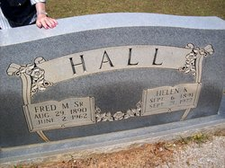 Fred M. Hall