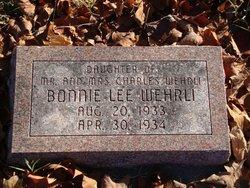 Bonnie Lee Wehrli