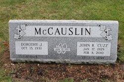 John R <I>Cuzz</I> McCauslin