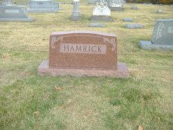 Cordie Lee <I>Wall</I> Hamrick