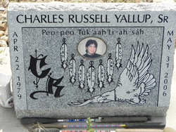 Charles Russell Yallup, Sr