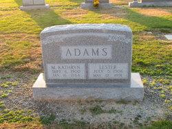 M. Kathryn Adams