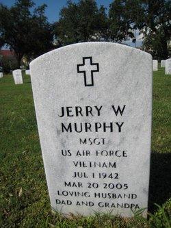 Jerry W Murphy